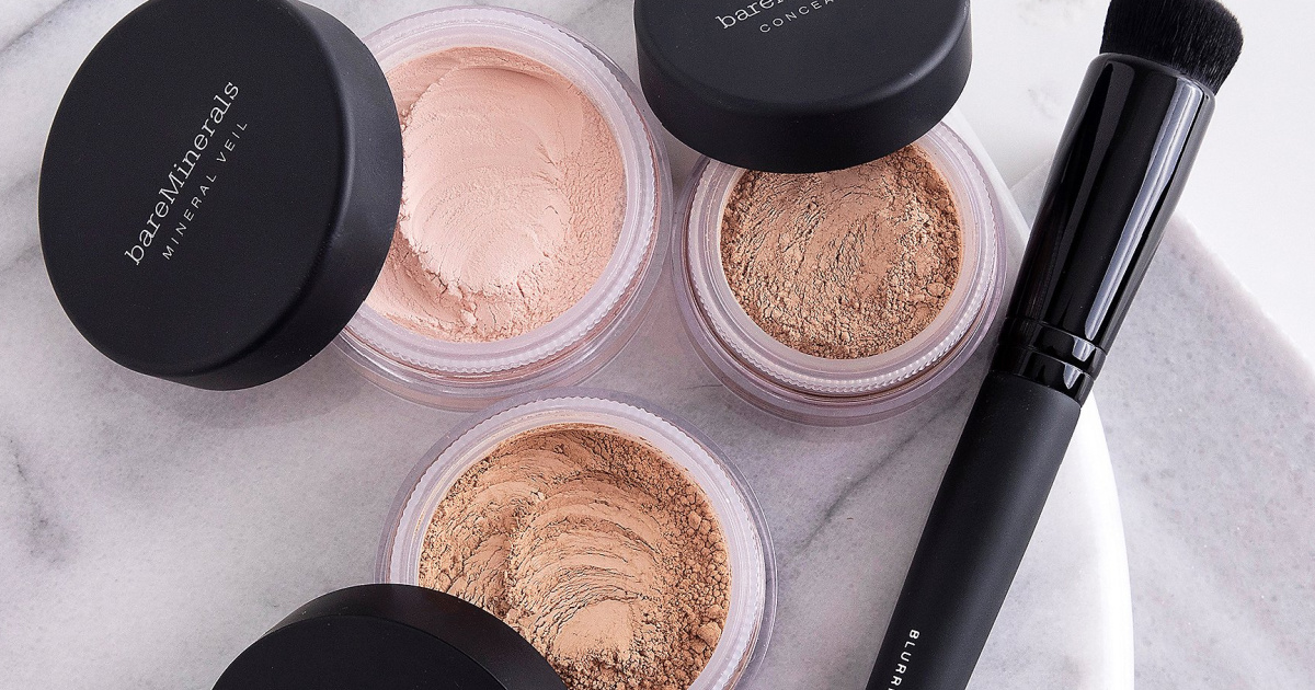 BareMinerals 4-pc Complete Complexion Collection