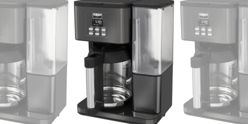 Bella Pro Series 18-Cup Coffee Maker Just $39.99 on BestBuy.com (Regularly $100)