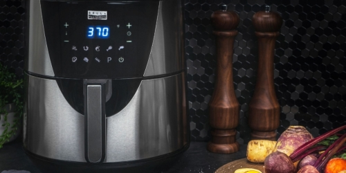 Bella Pro Series Touchscreen Air Fryer Only $79.99 Shipped on BestBuy.com (Regularly $120)