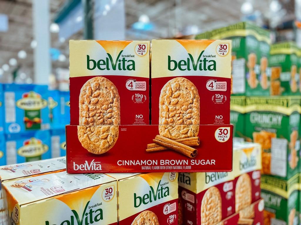 Belvita Crackers