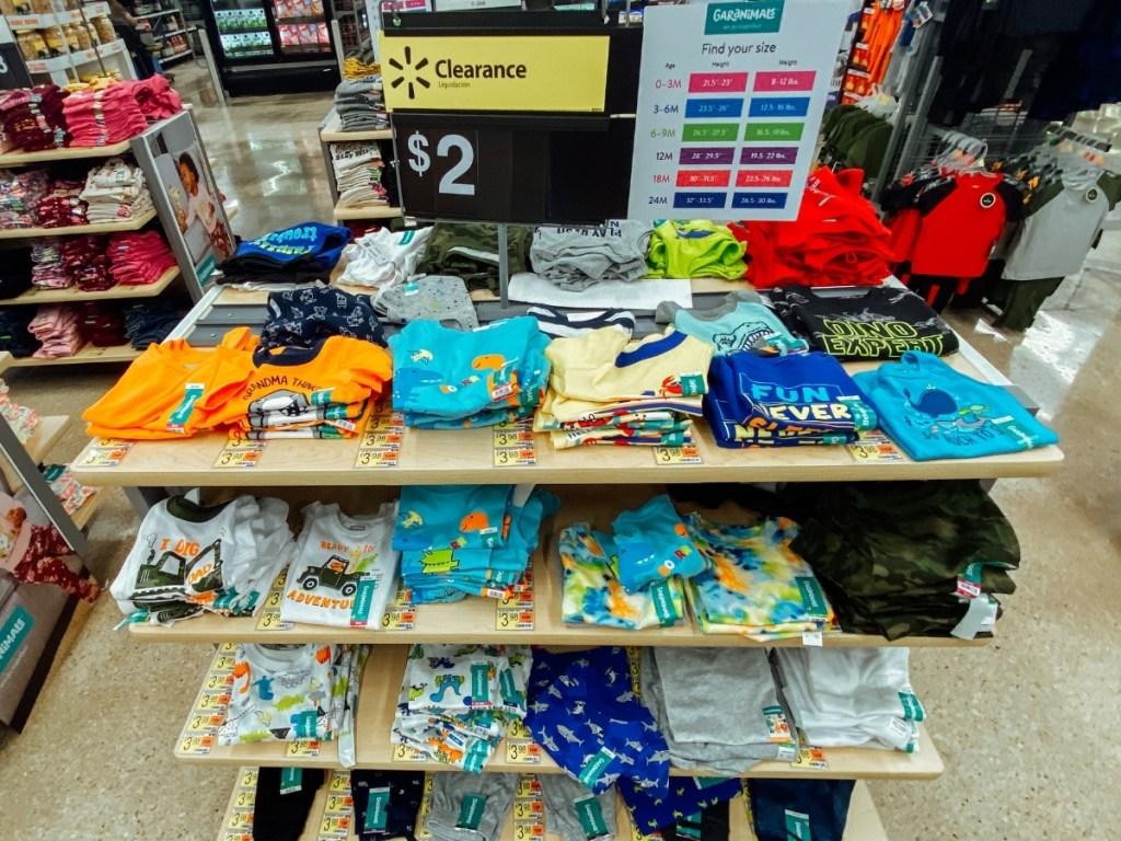 Boys Shirts at Walmart
