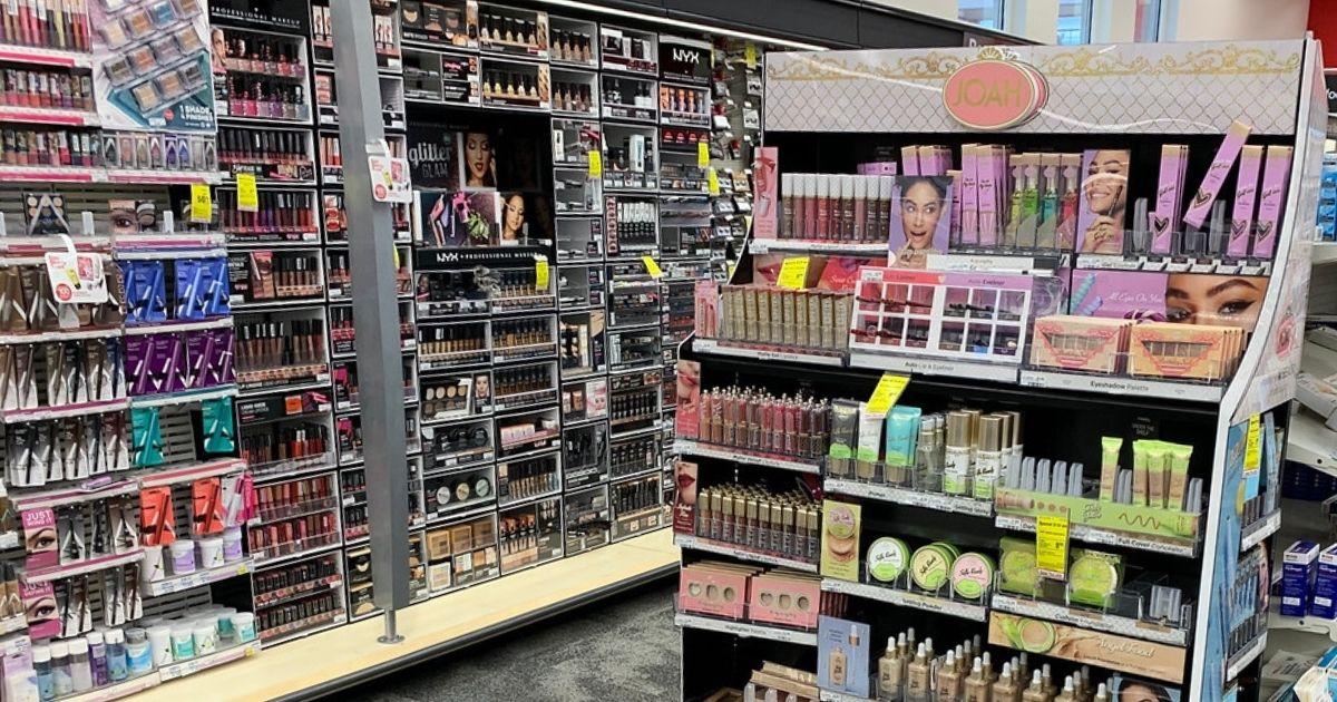 CVS Beauty section