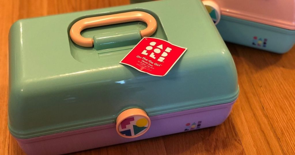 Caboodles on the go girl case