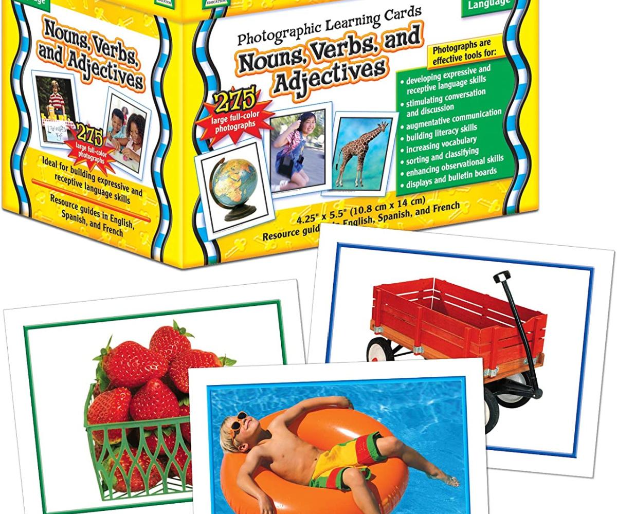 Carson Dellosa Key Education cards set