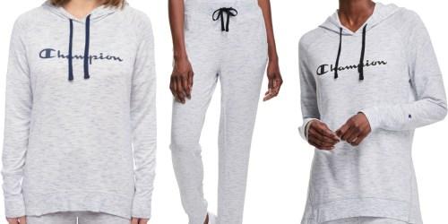 Champion Women's Hoodies & Joggers Only $10 on Walmart.com (Regularly $35)