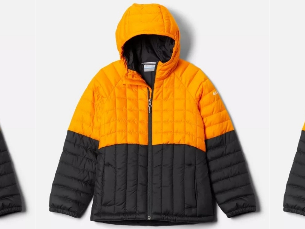 Columbia Boys' Humphrey Hills Puffer Jacket