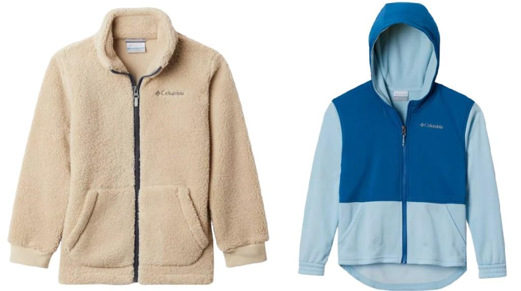 Columbia kids clothing
