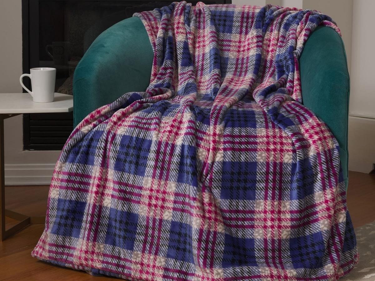 Cuddl Duds Blanket