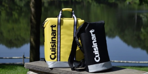 Up to 50% Off Cuisinart Lunch Totes, Wine & Backpack Coolers on Target.com