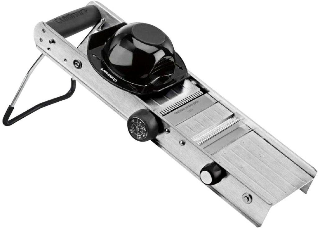 stainless steel mandoline slicer