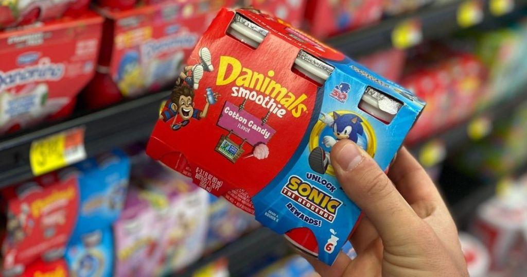 Danimals Smoothie Drinks 6-Pack