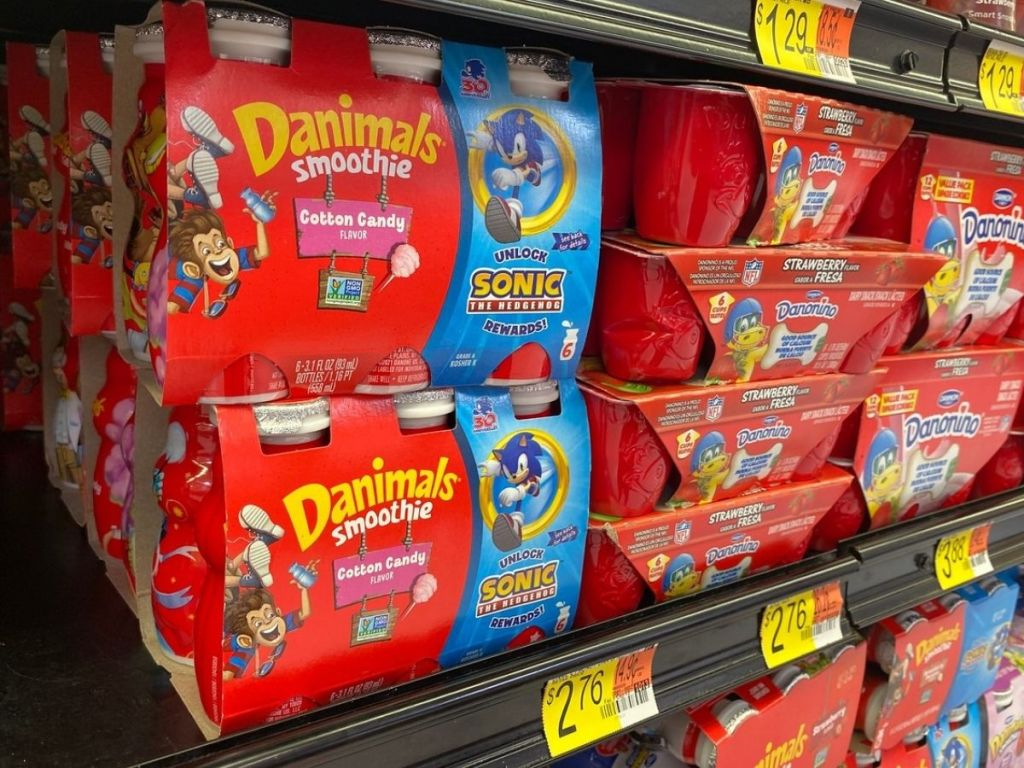 Danimals Smoothie Walmart