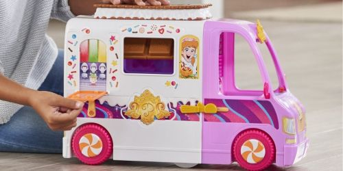Disney Princess Treat Truck Playset Just $19 on Walmart.com (Regularly $50) + Up to 60% Off NERF, Barbie, & More