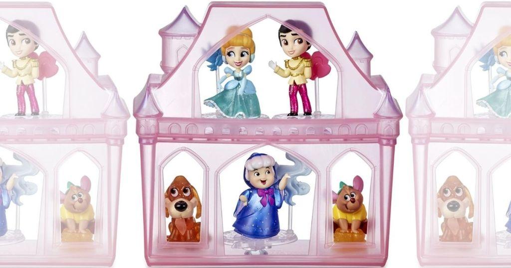 Disney Princess Comics Cinderella toy set
