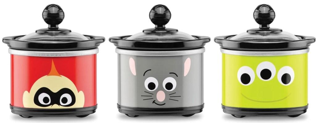 Disney kitchen gear pots