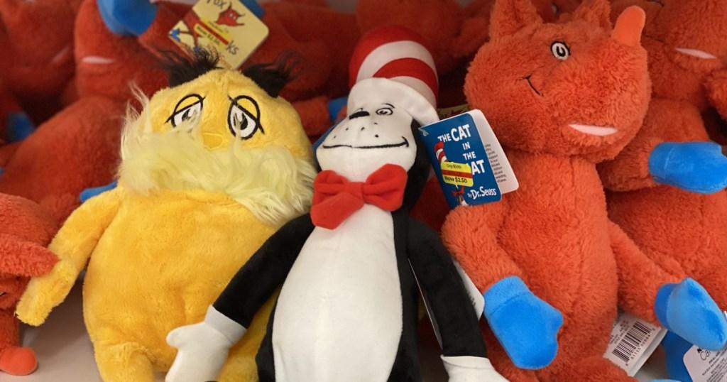 Dr. Seuss Plush