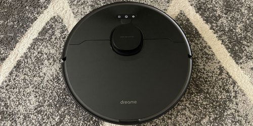 Smart Mapping Robotic Vacuum Cleaner & Mop Only $326 Shipped on Amazon | Works w/ Alexa Too!