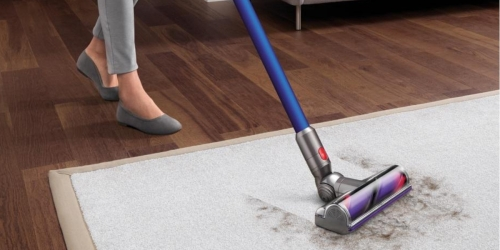 Dyson Cyclone V10 Cordless Allergy Vacuum w/ 4 Tools Only $349.99 Shipped (Regularly $480)