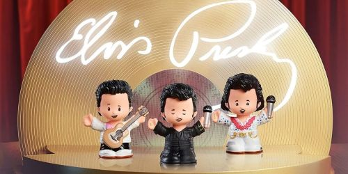 Fisher-Price Little People Elvis Presley Set Only $14.99 on Amazon   Pre-Order for October 15th