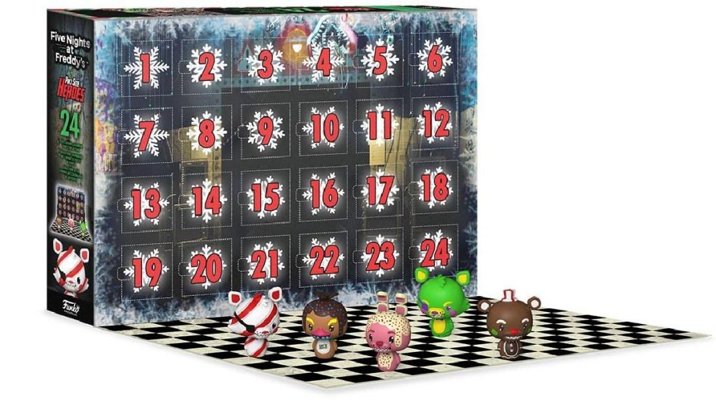FNAF advent calendar