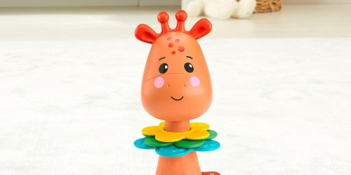 Fisher-Price Activity Giraffe Toy Just $3.89 on Walmart.com (Regularly $8)