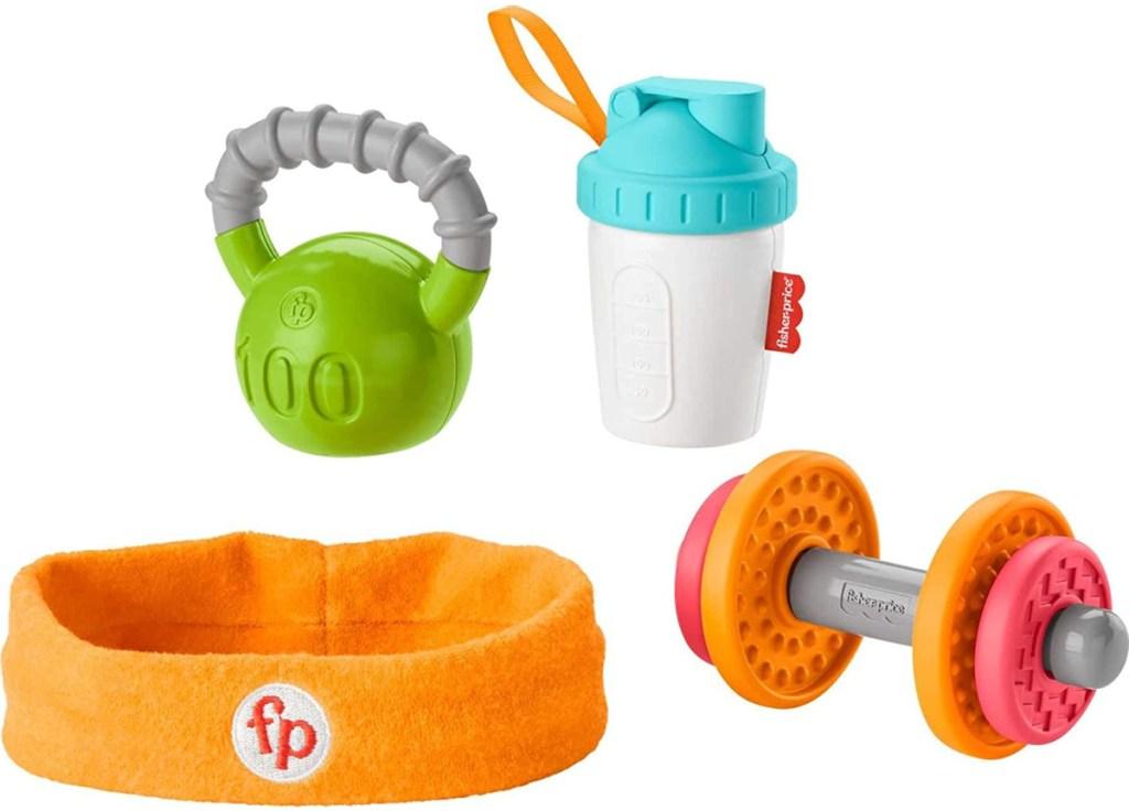Fisher-Price Gift Set Baby Biceps