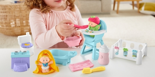 Fisher-Price Little People Babies Gift Set Just $10.88 on Walmart.com (Regularly $18)