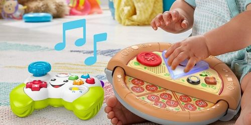 Fisher-Price Game & Pizza Party Gift Set Only $11.86 Shipped on Woot.com (Regularly $22)