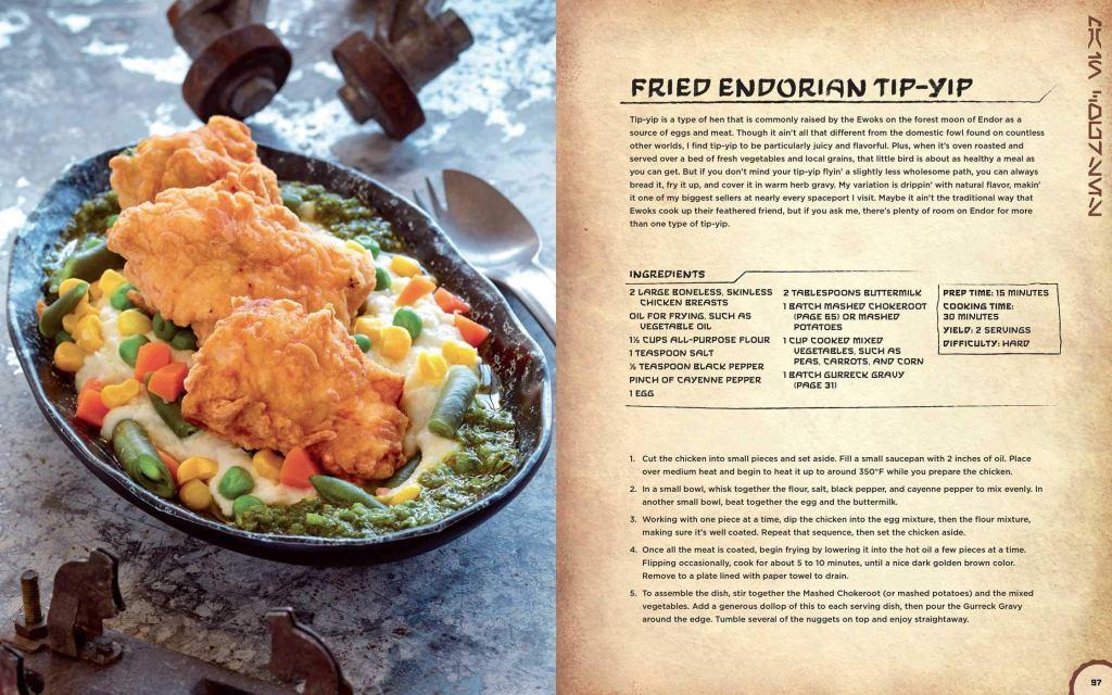 Fried Endorian Tip-Yip Recipe