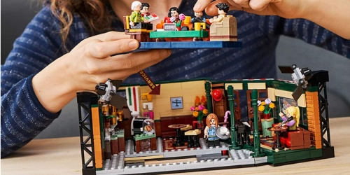 LEGO Ideas Friends Central Perk Set Just $48 Shipped on Amazon