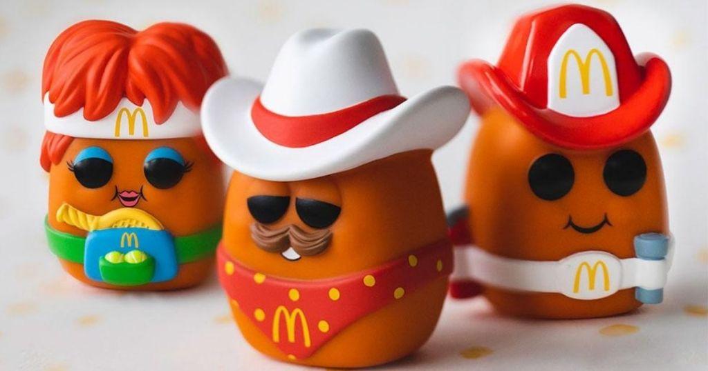 Funko Pop McNuggets toys