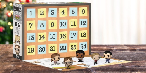 Pre-Order Funko 2021 Advent Calendars for Just $39.99 Shipped on Amazon | Harry Potter, The Office, & More