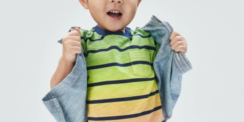 Up to 80% Off GAP Apparel for the Family | Leggings from $3.99, Tees from $4.78 & More