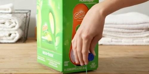 Gain Fabric Softener 180-Load Eco-Box Only $7.96 Shipped on Amazon (Regularly $18)