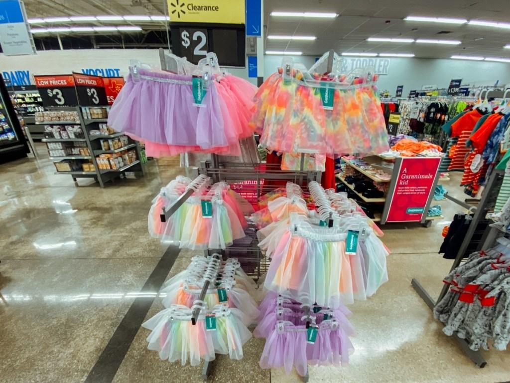 Girls Skirts at Walmart