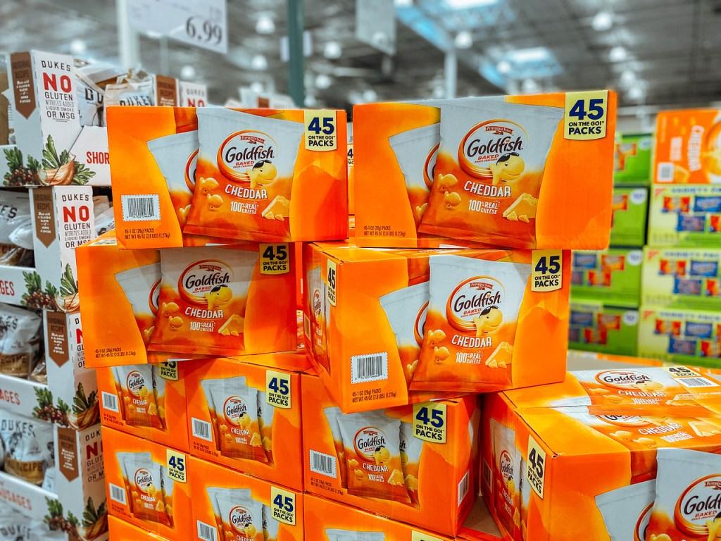 Goldfish Crackers 45 pack