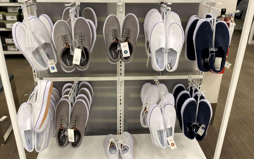 men's shoes at Target