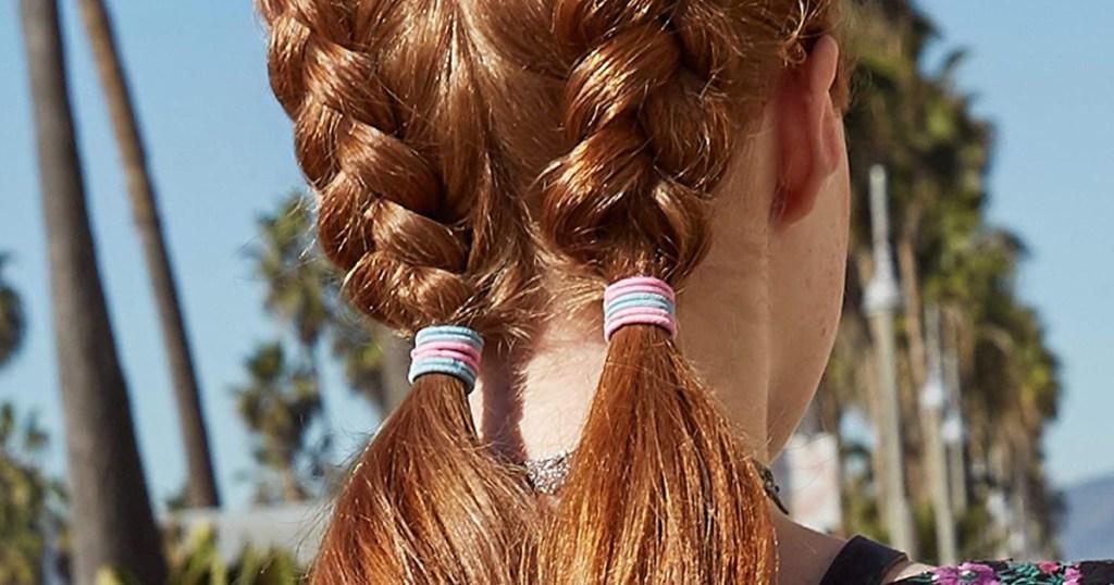 Goody Girls Ouchless Hair Elastics P