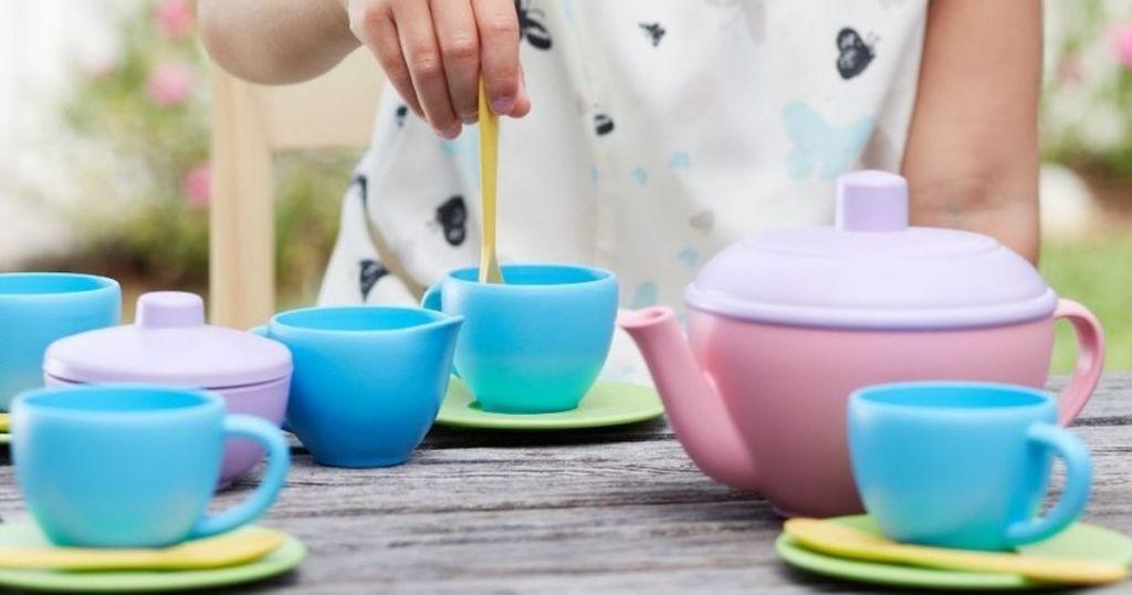 Green Toys Tea Party Set