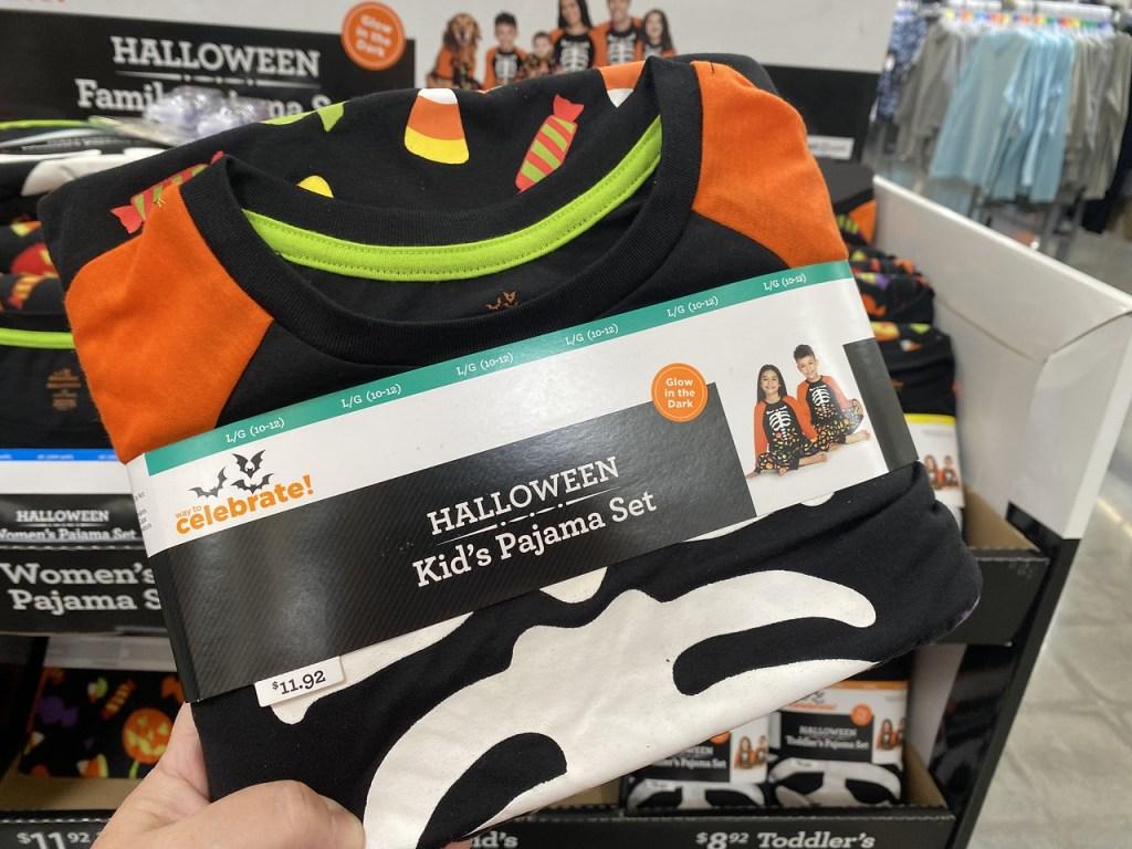 Halloween Kids Pajama Set