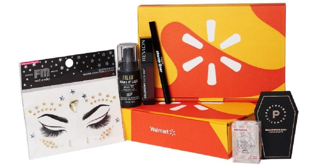 Halloween Limited-Edition Walmart Beauty Box