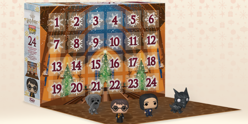 Funko 2021 Advent Calendars Just $39.99 Shipped on Amazon | Harry Potter, The Office, & More