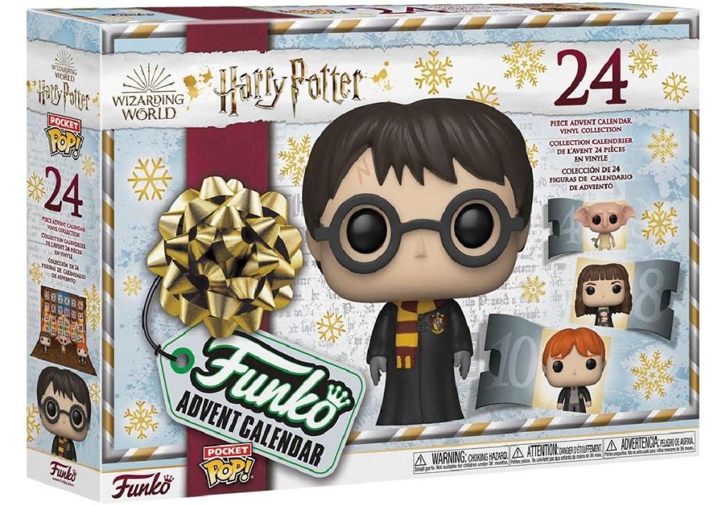 Harry Potter themed Funko advent calendar