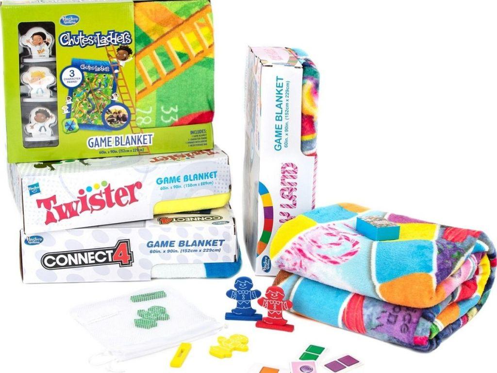 Hasbro Blanket Games