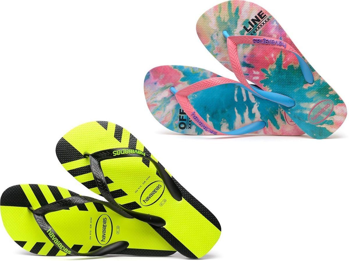 Havaianas Men'ss and Women's Flip Flops