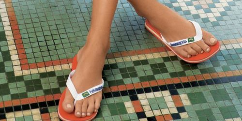 Havaianas Flip-Flops for the Family from $8.49 on Zulily.com (Regularly $22)
