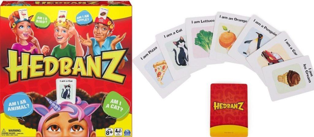 Headbanz Game
