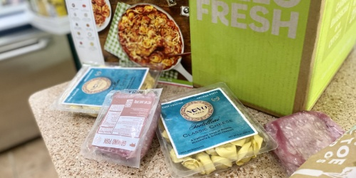 Make Mealtime Stress-Free With This Meal Box Delivery Service (+ Score 14 Meals For FREE)