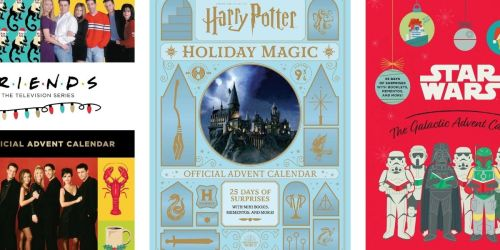 NEW 2021 Advent Calendars Available for Pre-Order on Amazon | Harry Potter, Marvel, Home Alone, & More