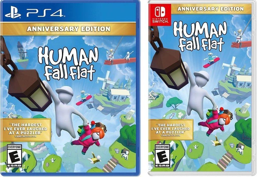 Human Fall Flat Video Games